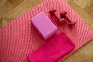 akcesoria do ćwiczeń w domu